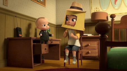 觀賞配方奶危機:酷靴戴可探案。第 1 季第 4 集。