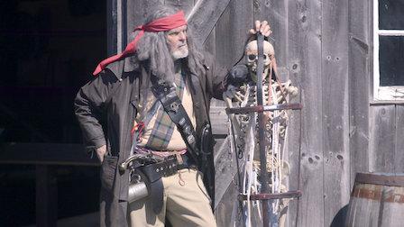 觀賞海盜。第 2 季第 6 集。