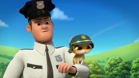 觀賞貓警察!。第 1 季第 11 集。