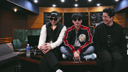 觀賞韓國流行音樂。第 1 季第 4 集。