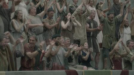 觀賞暴動羅馬城。第 1 季第 4 集。