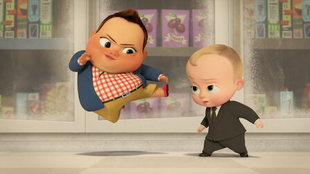 觀賞寶寶逃亡中。第 2 季第 6 集。
